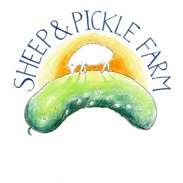 Sheep and Pickle Farm Logo