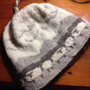 Sheep and Pickle Farm Sheepscape Hat