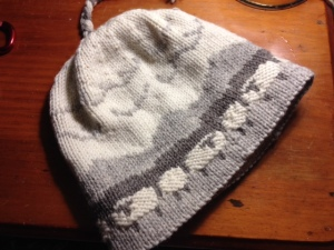 Sheepscape Hat