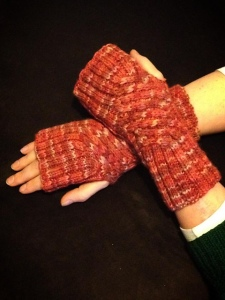 Red Tractor Gloves