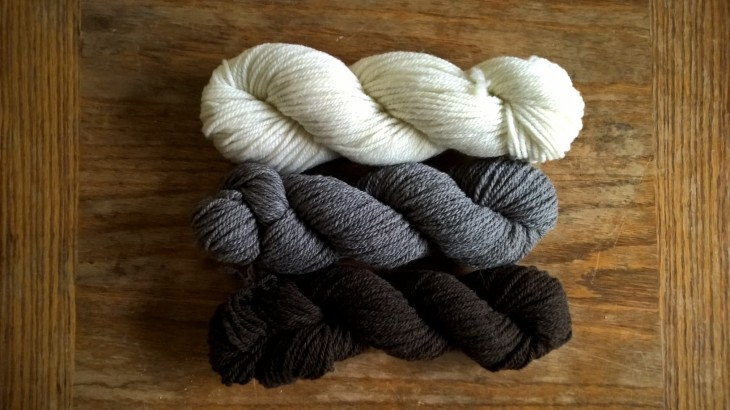 Sheep and Pickle Vermont Aran